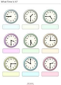 Read Clocks
