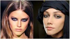 Seguro has intentado maquillarte con esta técnica pero sólo has conseguido que tus ojos parezcan dos manchones negros. Para que esto no te vuelva a ocurrir, este video tutorial es perfecto. Lo que necesitas es: un delineador en lápiz negro, un pincil para difuminar, una sombra negra, una sombra marrón y máscara de pestañas.  …
