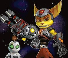 ratchet and clank - Google Search