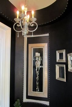 Anythingology: How Do You Decorate a Wall Niche?