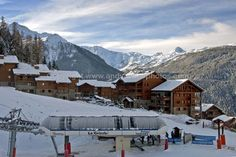 Peisey-Vallandry, Les Arcs, French Alps, France photograph picture print photo