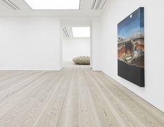 Wide Oak Plank Flooring