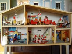 Image detail for -Lundby house from the1960´s - 1970´s I think
