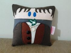 Lord of the Rings LOTR Frodo Plush Pillow