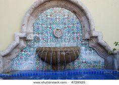Spanish fountain
