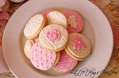 Fabulous cookies made by Kukis by Nana for Little things Creations Vintage Paris Party Collection photo shooting