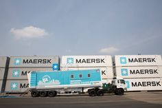 Embedded Maersk Line, Frases