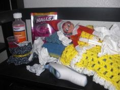 Elf has a sick day. 25 Elf on the Shelf QUICK & EASY Ideas that take Under 5 mins!