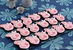 Peppa pig cookies, The top 20 kids party food ideas | Mouths of Mums