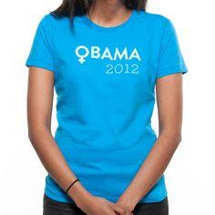 Obama 2012 Women's Tee