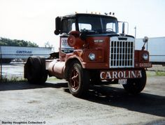 Semi Trucks, Old Trucks, Freight Truck, White Truck, Vehicles, Trailers, Iron, Big, Hang Tags