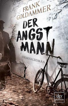 """Frank Goldammer: Der Angstmann (@dtvverlag) """"Wie viel ist ein Menschenleben wert, wenn die Welt in Trümmern liegt? Der erste Fall für Kriminalinspektor Max Heller."""" #Krimi #Dresen #1944 #Serienmörder"""