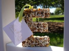 An Earth-Inspired Favor That's For The Birds!