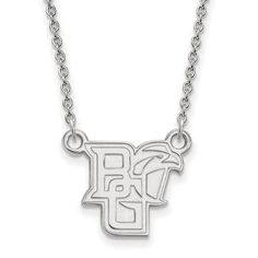 1//2 Inch Disc Pendant Los Angeles Clippers Small 14k White Gold