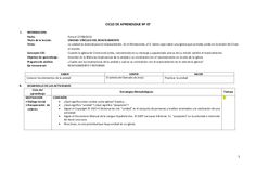 """Ciclo de aprendizaje: """"Unidad vínculo de reavivamiento"""". Descargue aqui: http://gramadal.wordpress.com/"""