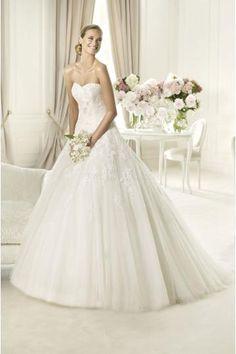 Robe de mariée Pronovias Alcanar 2013