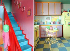 https://www.google.pl/search?q=colorful walls in home