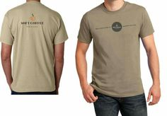 T-shirt softcoffee