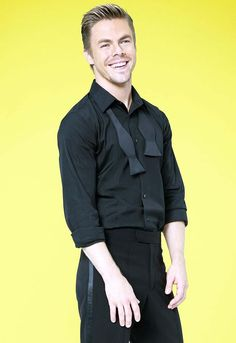 "Dancing's Derek Hough on New Routine: ""We Can Barely Do It to Music"""