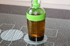 Given To Distracting Others: Balsamic Garlic and Mustard Vinaigrette Recipe