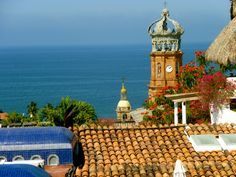 The famous Cathedral, Puerto Vallarta, Mexico © The MEXICO Report