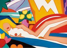 Tom Wesselmann | I Require Art 2003