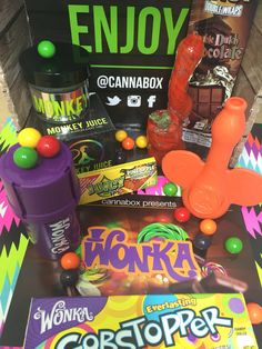 Cannabox is the most trusted weed accessory subscription box. Monthly themed boxes full of premium glass bongs, glass pipes, smoking essentials and 420 gear. Happy 420, Cannabis Edibles, Stoner Girl, Smoke Shops, Glass Pipes, Girl Gifts, Goodies, Presents, Candy