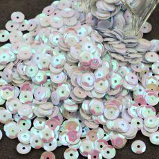 Cekiny łamane opalizujące perłowe [ 5g ] Sequins, Stone, Diy, Rock, Bricolage, Stones, Do It Yourself, Batu, Homemade