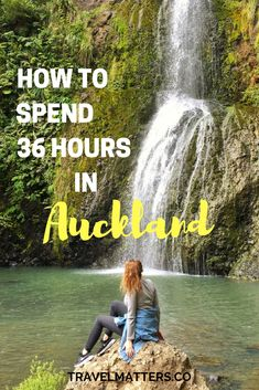 How to Spend 36 Hours in Auckland - Travel Matters New Zealand Travel, Cook Islands, South Pacific, Beautiful Islands, Auckland, Natural Wonders, Far Away, Travel Tips, Scenery