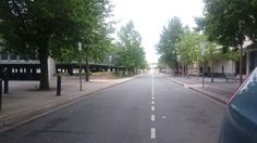 Woden is quiet at this time in the morning.  #lovinglife