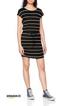 Only Damen Sommerkleid Freizeitkleid Print Shirtkleid Trägerkleid Color Mix NEU