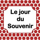 """Use this FREEBIE to open discussion in your French classes. Included is the French adaptation of """"In Flanders Fields"""" and a fill in the blank activity to promote Vocabulary building. French Teaching Resources, Teaching French, Teaching Activities, Teacher Resources, Teaching Ideas, Holiday Activities, Ontario Curriculum, Core French, French Classroom"""