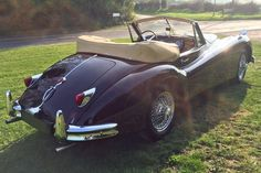 Jaguar XK140 DHC for sale