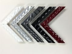 New collection from Roma Moulding's Lavo Collection available at Karen's Detail Custom Frames, Orange County CA www.karenscustomframes.com