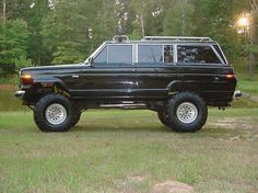 View Another scotteac 1988 Jeep Grand Wagoneer post... Photo 1758274 of scotteac's 1988 Jeep Grand Wagoneer