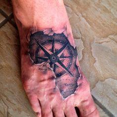 Artist: Dean Clarke (@deanclarkeart) Location: Tattoo Tony. Pretoria, South Africa