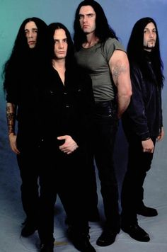 Type O Negative, my favorite band right after Rammstein.