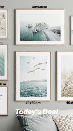 Room Decor, Wall Decor, Inspirational Wall Art, Landscape Photos, Photo Wall, Gallery Wall, Crust Pizza, Modern, Artwork