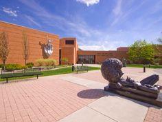 Saginaw Valley State University Arbury Fine Arts Center and   Marshall Fredericks Sculpture Museum