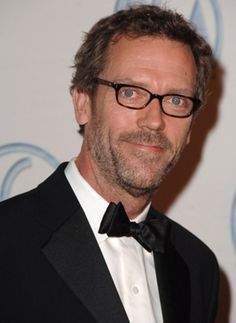 Hugh Laurie. Because the character of Gregory House would have been insufferable if played by anyone else.