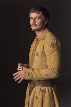 Pedro Pascal as Prince Oberyn Martell.