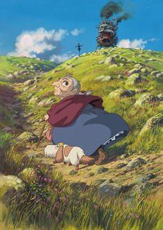 Howls Moving Castle  | Howls Moving Castle - Hauru no ugoku shiro (2004) | Film-Szenenbild