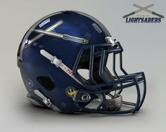 Imagining NFL Helmets with Star Wars Themes
