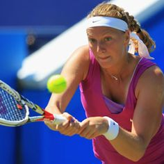 2011 and 2014 Wimbledon champion Petra Kvitová is currently ranked No. 4 in the world by the Women's Tennis Association. Read more about Kvitova's tennis career at Biography.com.
