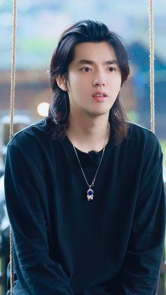 The young prince Kris Wu, Exo Korean, Korean Drama, Yixing Exo, Luhan, Rapper, Wu Yi Fan, Young Prince, Asian Men