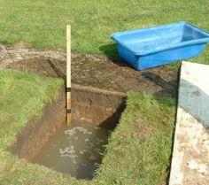 Грунтовые воды на участке – находим и решаем, что с ними делать