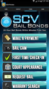 SCV Bail Bonds- screenshot thumbnail