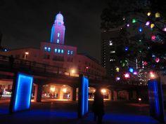 Illuminations of Yokohama
