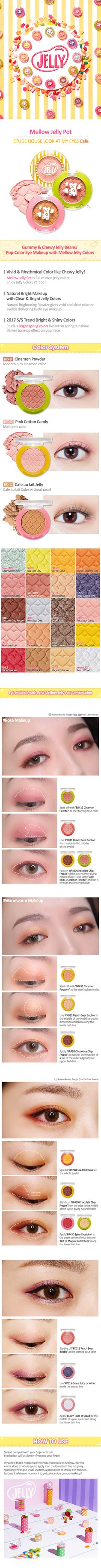 Look At My Eyes Cafe ETUDE HOUSE