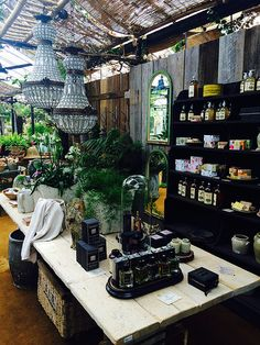 Petersham Nurseries | Richmond, England